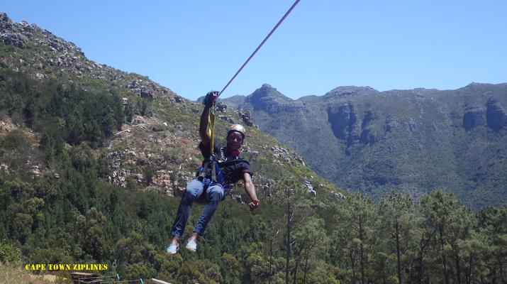 Zip-Lining-Cape Town-Zipline near Cape Town-2