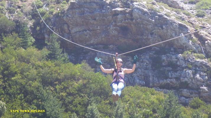 Zip-Lining-Cape Town-Zipline near Cape Town-1