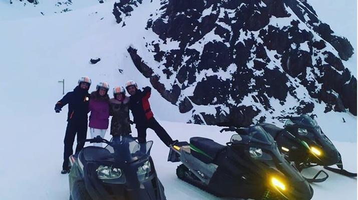 Snowmobiling-Andorra-Snowmobile excursions in Ordino Arcalís, Andorra-4