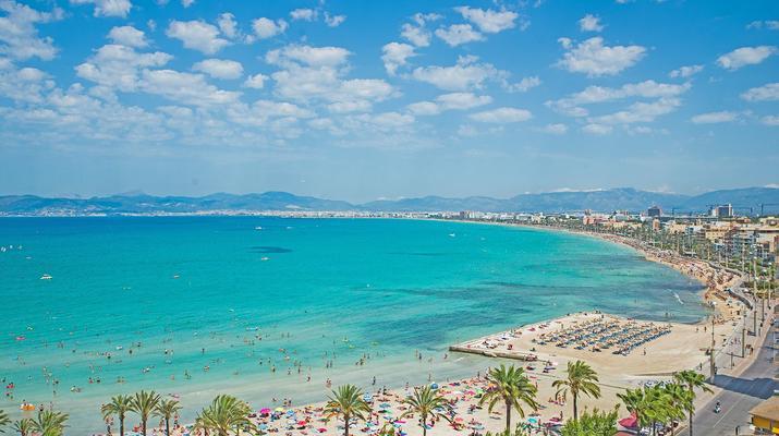 Jet Skiing-Palma de Mallorca-Jet ski circuits from El Arenal, Palma de Mallorca-3