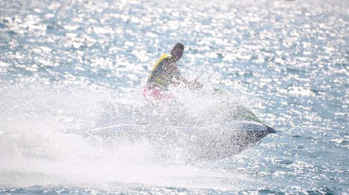 Jet Skiing-Palma de Mallorca-Jet ski circuits from El Arenal, Palma de Mallorca-5