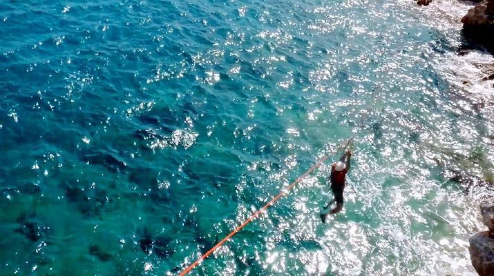 Coasteering-Heraklion-Coasteering in der Nähe von Lentas an der Südküste-1