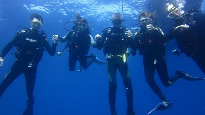 Scuba Diving-Santorini-Discover Scuba Diving in Santorini-5