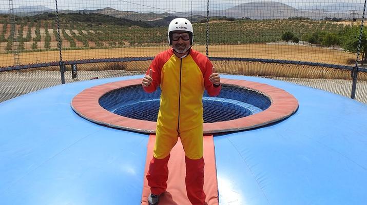 Indoor skydiving-Caminito del Rey-Outdoor Skydiving simulator in Campillos, near Caminito del Rey-2