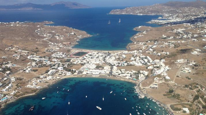 Helicopter tours-Mykonos-Helicopter Island Tour in Mykonos-6
