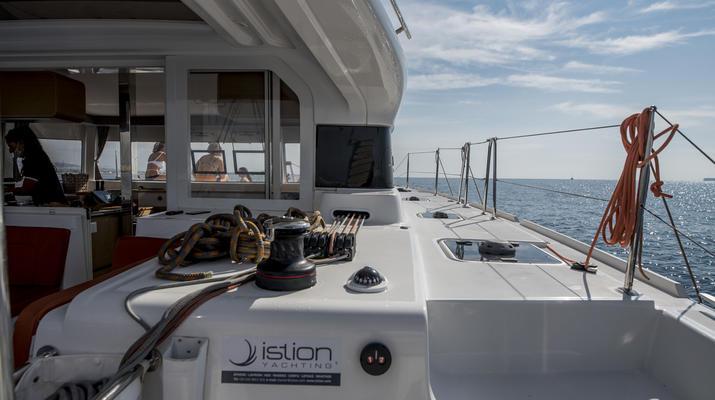 Sailing-Paros-Sailing tour in Paros and surrounding islands-3