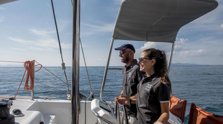 Sailing-Paros-Sailing tour in Paros and surrounding islands-2