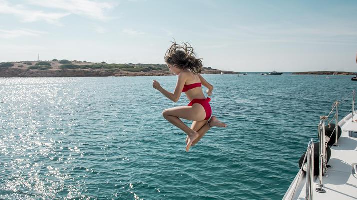 Sailing-Paros-Sailing tour in Paros and surrounding islands-6