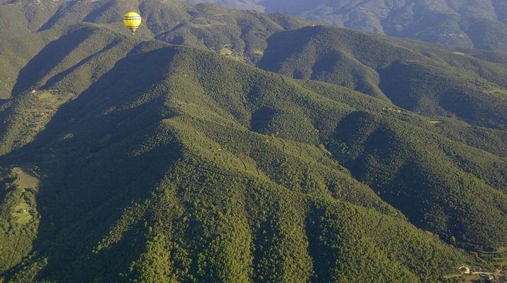 Hot Air Ballooning-Barcelona-Hot air Balloon flight from Cardedeu, near Barcelona-4