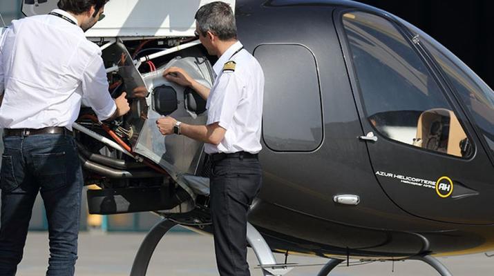 Helicoptère-Cannes-Vol d'initiation en hélicoptère à Cannes, Côte d'Azur-3