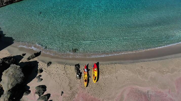 Seekajak-Kissamos-Seekajaktour an der Küste von Phalasarna von Kissamos aus-2
