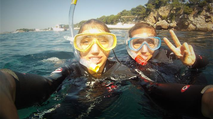 Snorkeling-Antibes-Excursion snorkeling à Antibes-6
