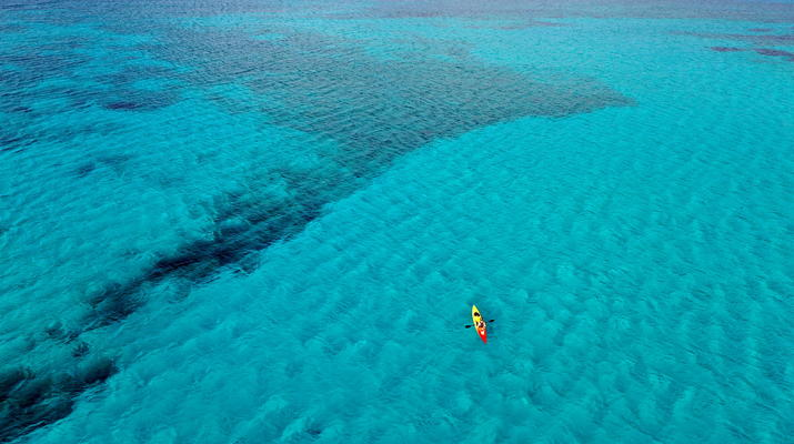 Seekajak-Kissamos-Seekajaktour an der Küste von Phalasarna von Kissamos aus-5