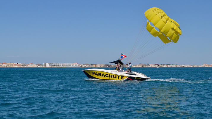 Parachute ascensionnel-Montpellier-Parachute ascensionnel à Palavas-les-Flots près de Montpellier-4