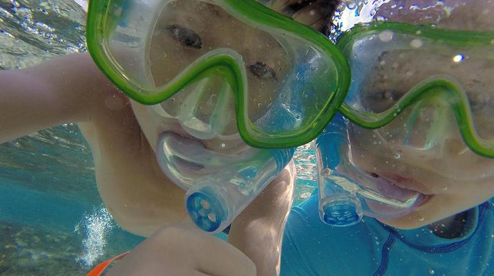Sea Kayaking-Playa Blanca, Lanzarote-Kayak & Snorkel excursion to Playa Papagayo, Lanzarote-7