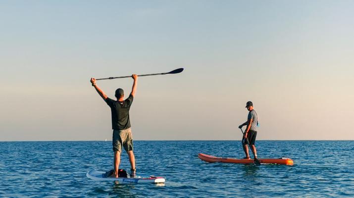 Stand up Paddle-Maspalomas, Gran Canaria-Paddle Surf and Snorkel excursion from Maspalomas, Gran Canaria-1