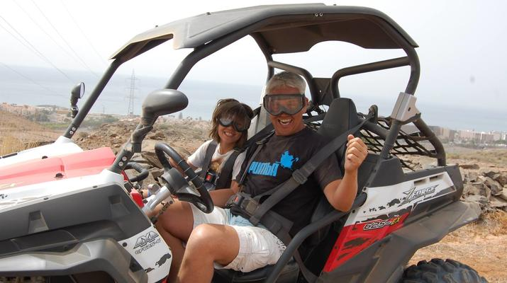 Quad biking-Maspalomas, Gran Canaria-Buggy excursion from Maspalomas, Gran Canaria-2
