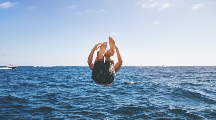 Kayak de mer-Palma, Majorque-Excursion en kayak, plongée en apnée et saut de côte à partir d'Illetas, Majorque-5
