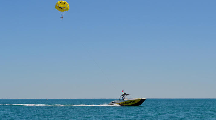Parachute ascensionnel-Montpellier-Parachute ascensionnel à Palavas-les-Flots près de Montpellier-2