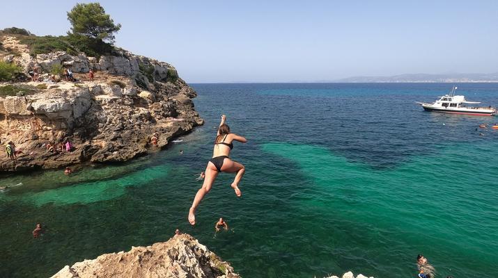 Quad biking-Palma de Mallorca-Quad biking and cliff jumping from El Arenal, Palma de Mallorca-2