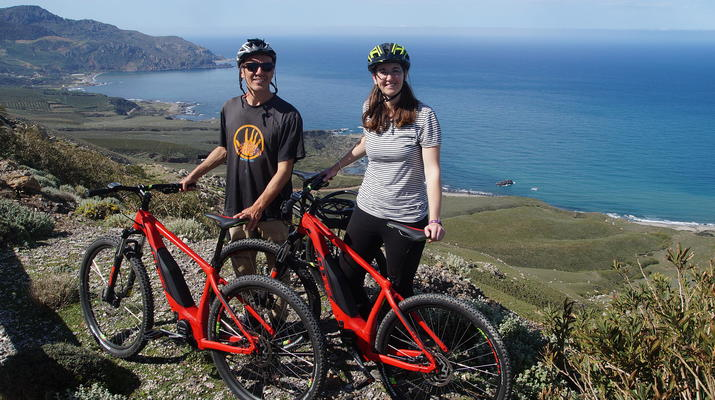 Mountainbike-Kissamos-E-Bike-Tour an die wilde Westküste, von Kissamos nach Sfinari-3