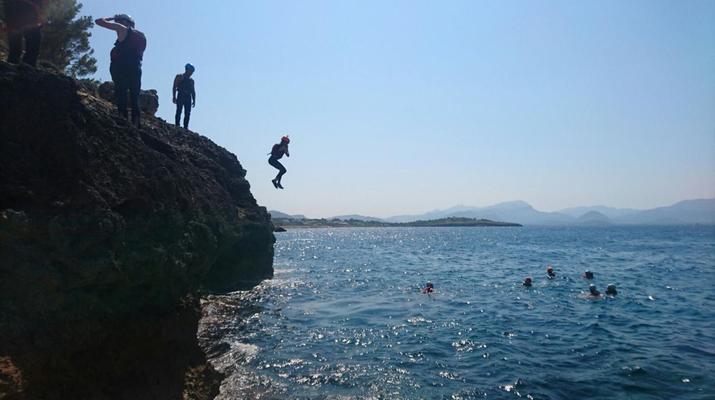 Coasteering-Alcudia-Coasteering excursion in Alcudia, Mallorca-2
