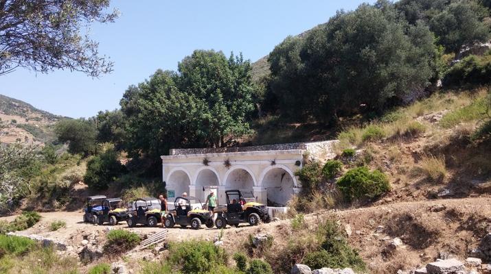 Quad biking-Kefalonia-Guided Quad tours to Kefalonia's backcountry from Skala-3
