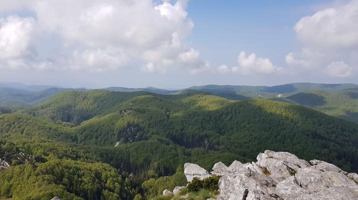 Randonnée / Trekking-Risnjak National Park-Excursion pédestre guidée dans le parc national de Risnjak-1