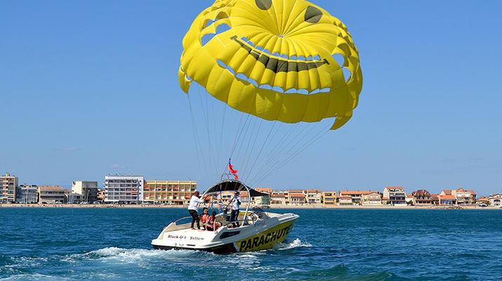 Parachute ascensionnel-Montpellier-Parachute ascensionnel à Palavas-les-Flots près de Montpellier-6
