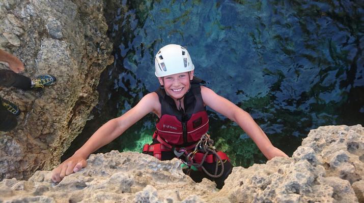 Coasteering-Alcudia-Coasteering excursion in Alcudia, Mallorca-3