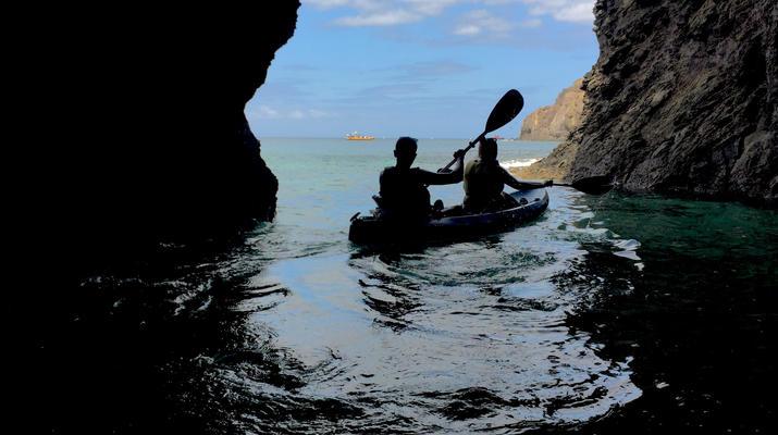 Sea Kayaking-Playa Blanca, Lanzarote-Kayak & Snorkel excursion to Playa Papagayo, Lanzarote-11