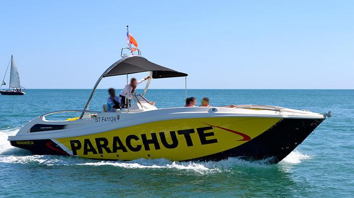 Parachute ascensionnel-Montpellier-Parachute ascensionnel à Palavas-les-Flots près de Montpellier-5