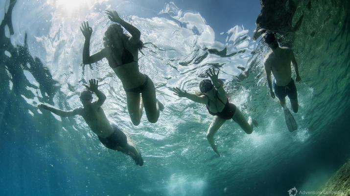 Sea Kayaking-Split-Sea kayaking and snorkeling excursion in Brela from Split-2