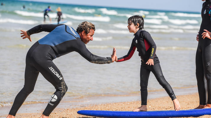 Surf-Hossegor-Cours particulier de surf à Hossegor-6