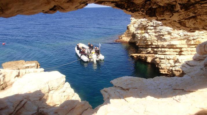 Scuba Diving-Corfu-Discover Scuba Diving in Acharavi, Corfu-2