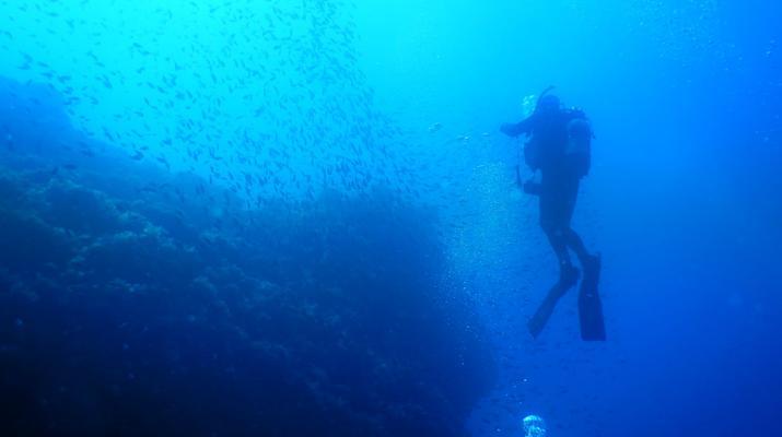 Scuba Diving-Corfu-Discover Scuba Diving in Acharavi, Corfu-1