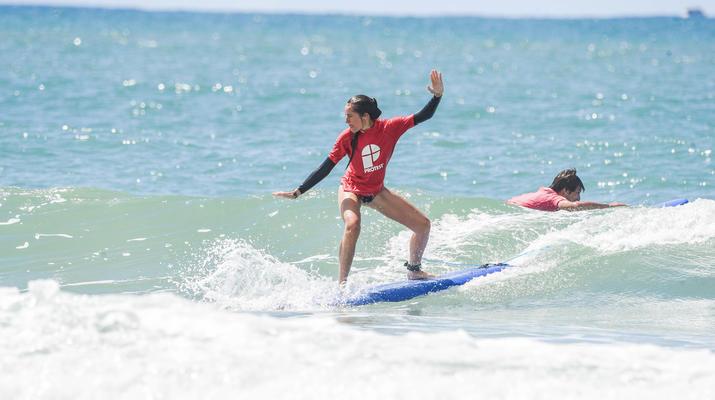 Surf-Hossegor-Cours particulier de surf à Hossegor-1