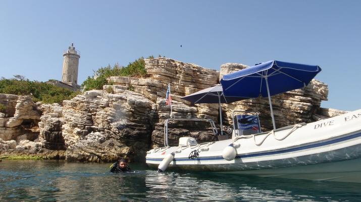 Scuba Diving-Corfu-Discover Scuba Diving in Acharavi, Corfu-5