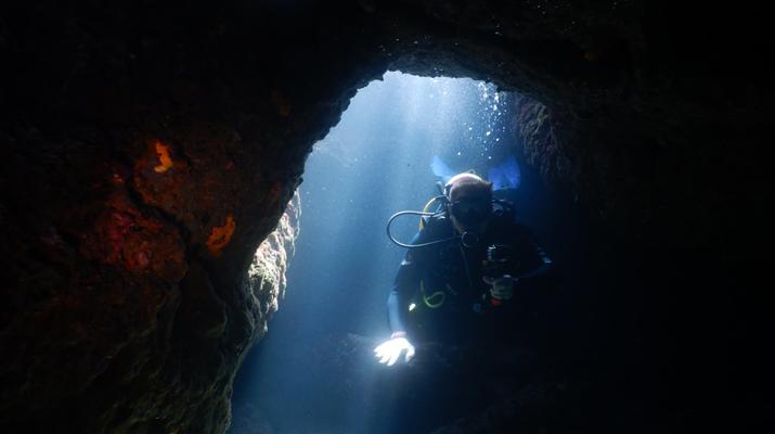 Scuba Diving-Corfu-Discover Scuba Diving in Acharavi, Corfu-6