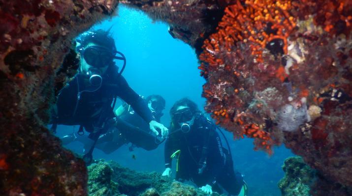 Scuba Diving-Corfu-Discover Scuba Diving in Acharavi, Corfu-4