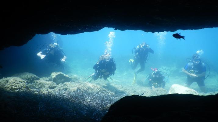 Scuba Diving-Corfu-Discover Scuba Diving in Acharavi, Corfu-3