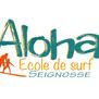 Aloha Ecole de Surf-logo