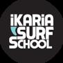 Ikaria Surf School-logo