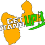 Get Up Stand Up Guadeloupe-logo
