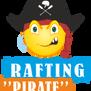 Rafting Pirate-logo