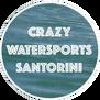 Crazy Watersports Santorini-logo