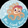 Blue Island Divers-logo