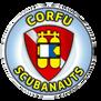 Corfu Scubanauts-logo